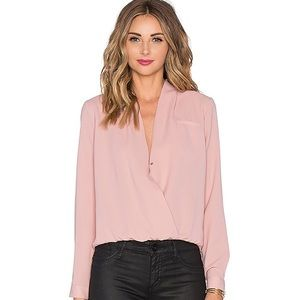 NEW Lovers + Friends X REVOLVE Get Down Blouse